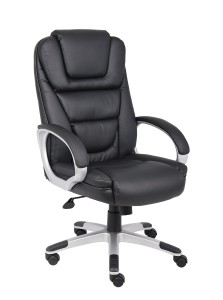 office chairs for lower back pain boss office products