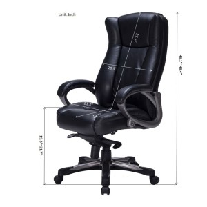 VIVA OFFICE Office Chair For Lumbar Support