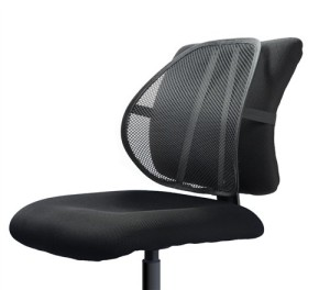 good office chair back support