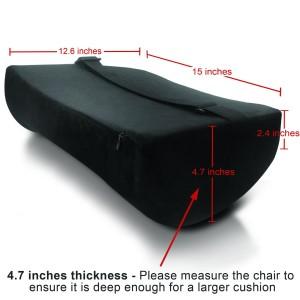 lumber support pillow